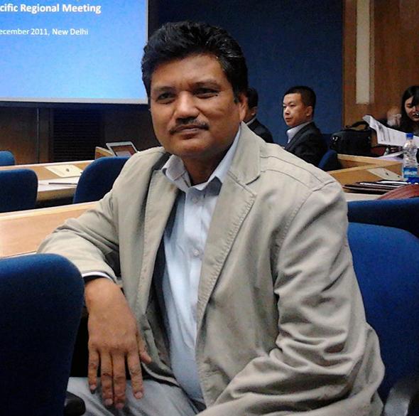 Dr. Bhushan Raj Shrestha