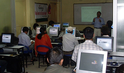 High Speed Backbone for R & E – Nepal Research and Education