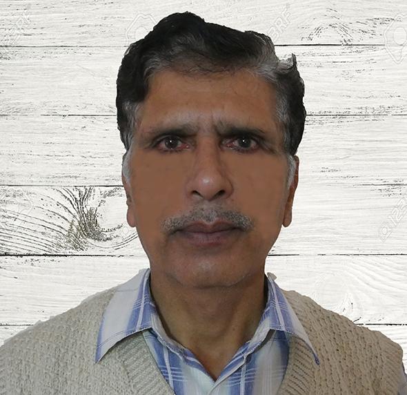 Ram Balak Singh
